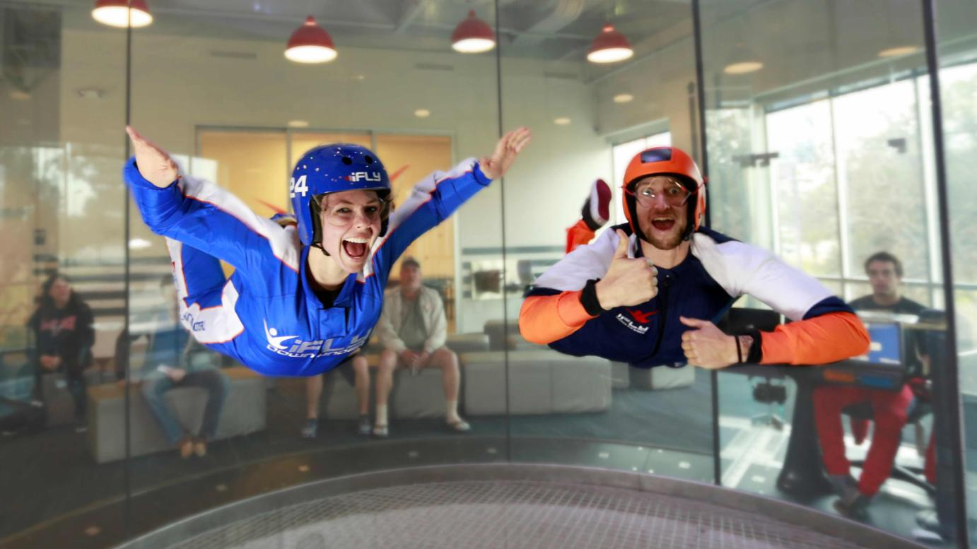 Ifly Indoor Skydiving Suva