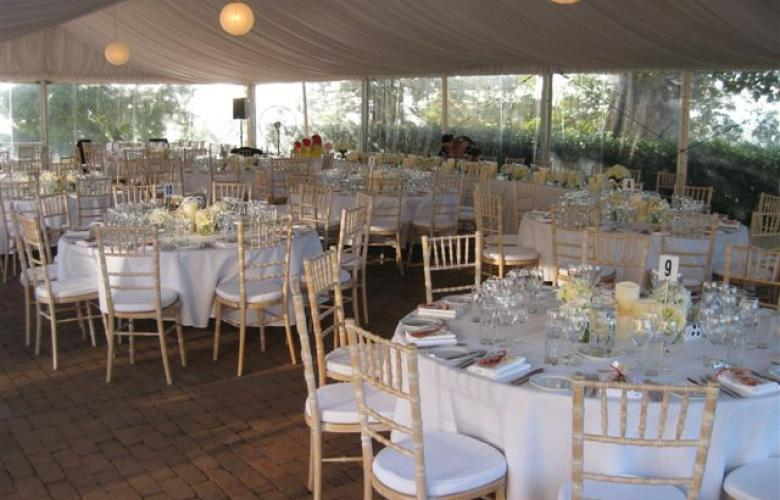 Sydney Observatory Marquee - Dinner
