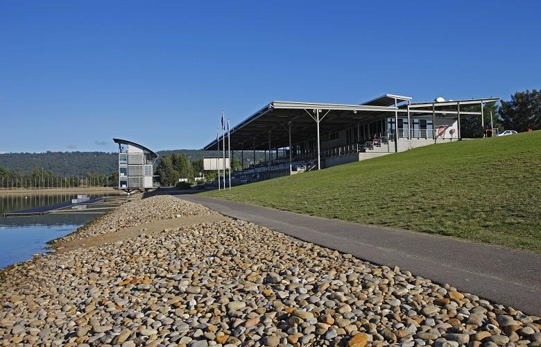 Sydney International Regatta Centre Grandstand