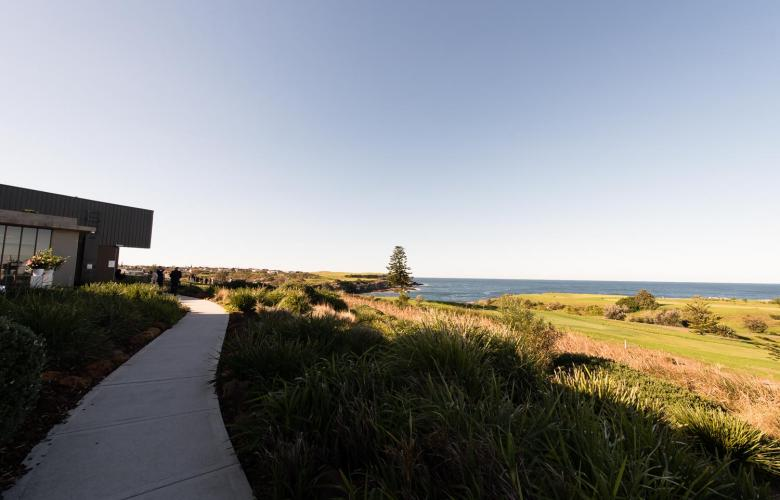prince henry centre little bay wedding function centre flowers golf course ocean water views sydney